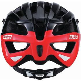 BBB Kite BHE-29 - Casco de bicicleta - rojo/negro
